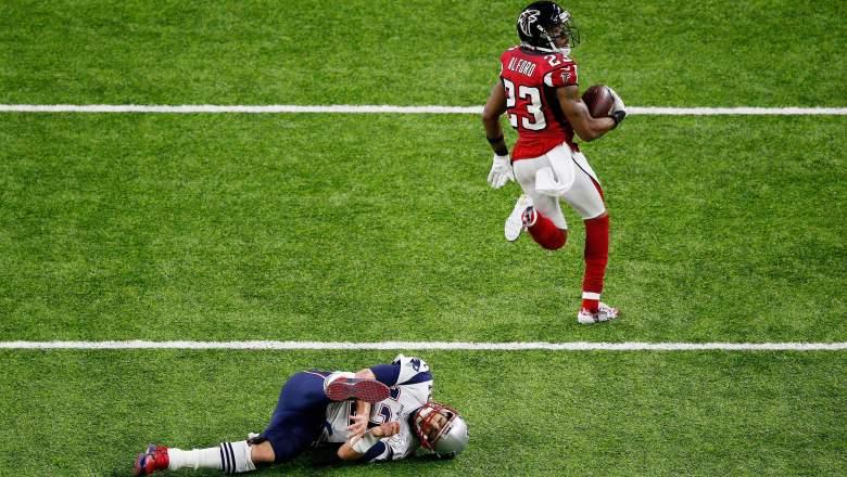 Falcons Tom Brady