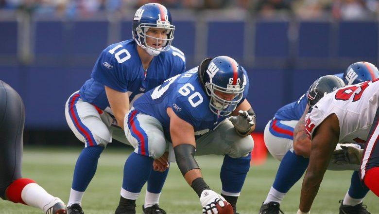 Shaun O'Hara would be shocked if Giants start Shane Lemieux at center