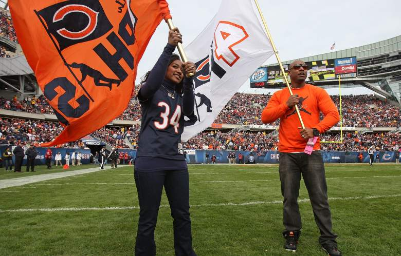 Brittany Payton, Walter Payton's Daughter racist encounter