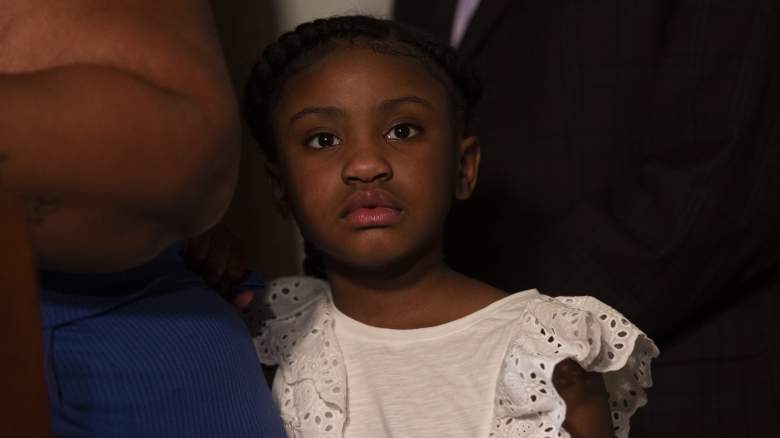 Gianna Floyd, George Floyd's daughter