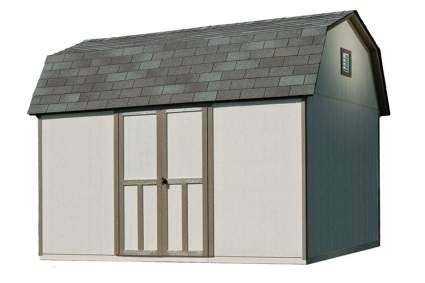 barn style garden shed