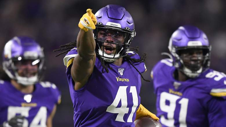 Anthony Harris of Minnesota Vikings
