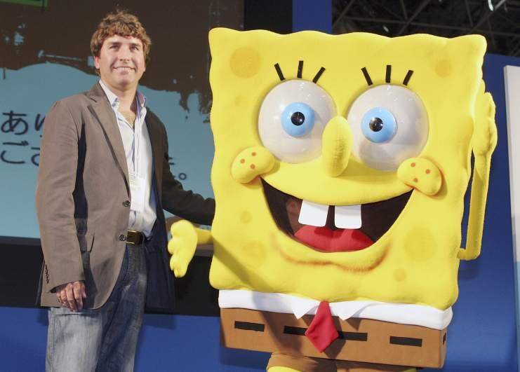 Stephen Hillenburg spongebob squarepants