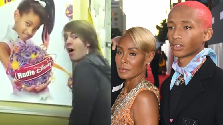 Jaden Smith Shane Dawson, Jada Pinket Smith Shane Dawson
