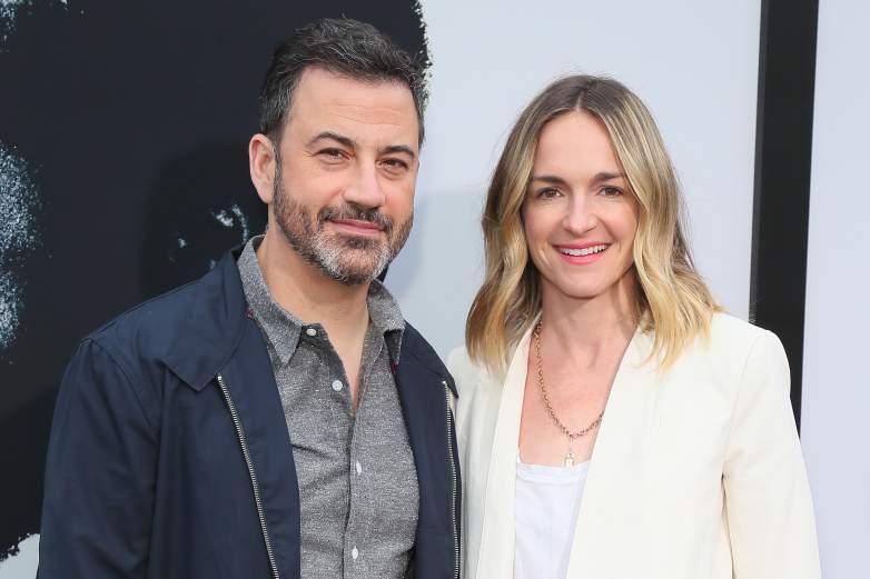 Jimmy Kimmel wife Molly