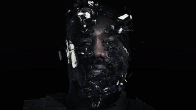 Kanye West Blood