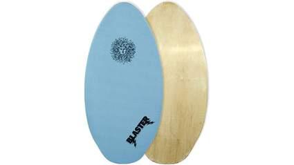 KONA SURF CO. Blaster Wood Skimboard for Kids and Adults