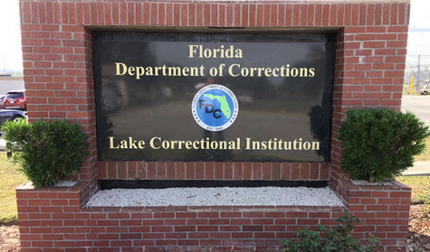 Lake Correctional Institution Christopher Howell