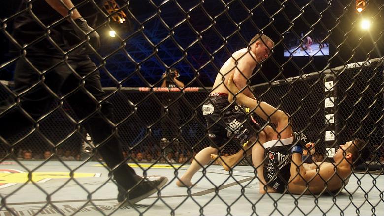 UFC Fighter Matt Hughes