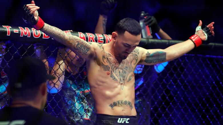 UFC Champion Max Holloway