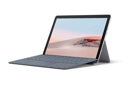 Microsoft Surface Go 2 laptop for college students