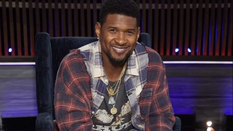 Usher Raymond on Songland