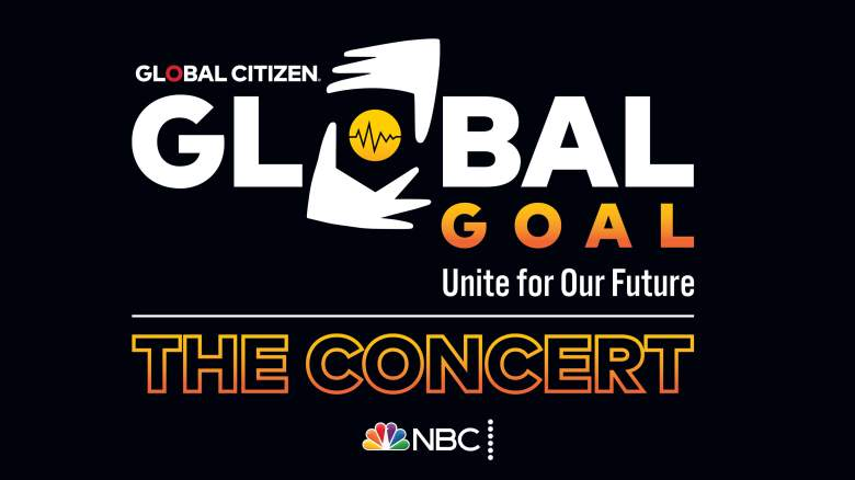 GLOBAL GOAL: UNITE FOR OUR FUTURE - THE CONCERT --