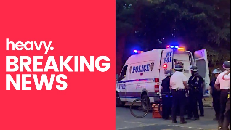 NYPD arrest delivery worker
