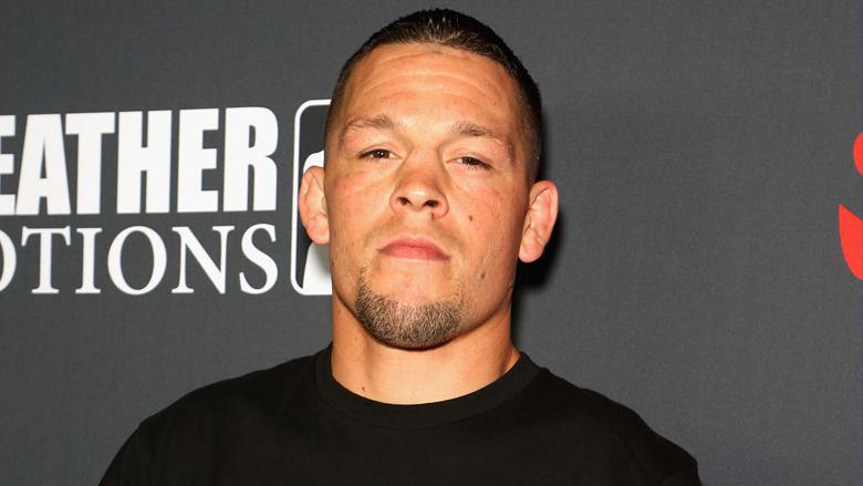 UFC Fighter Nate Diaz