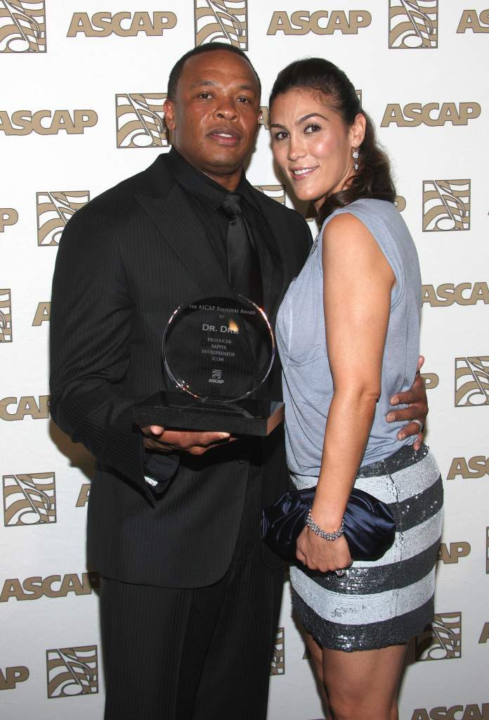 Nicole Young Dr Dre wife