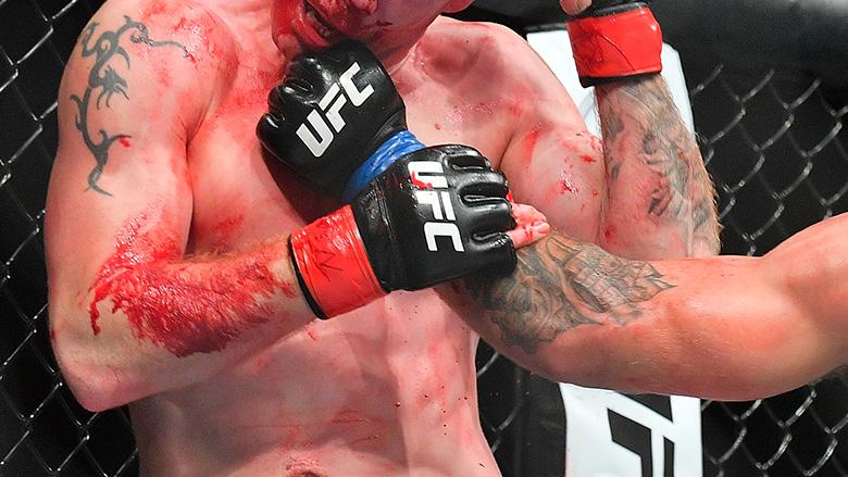 UFC Fighter Paul Felder