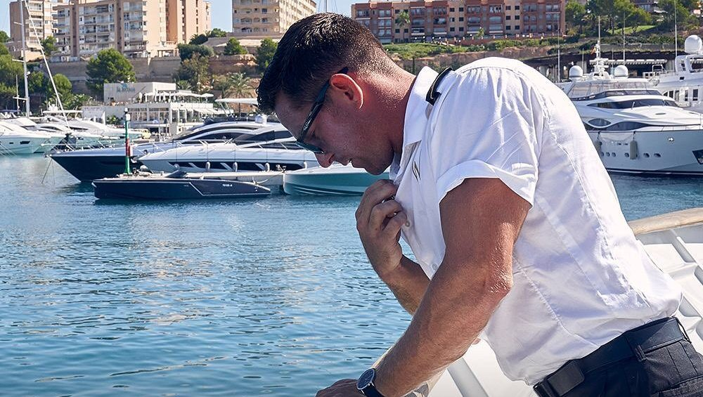 Peter Fired From 'Below Deck' for Alleged Racist Post ...