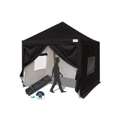 Quictent 10 by 10 EZ Pop Up Canopy Tent