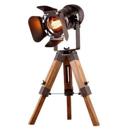 Retro Home Industrial Tripod Table Lamp