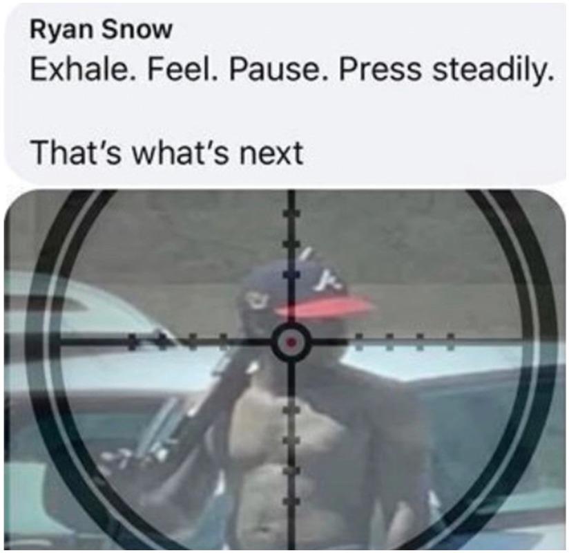 ryan snow hoover al
