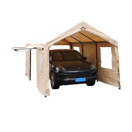 SORARA 10 by 20 Foot Heavy Duty Canopy Garage
