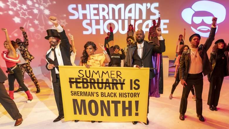 Sherman's Showcase Black History Month Spectacular