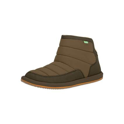 Sanuk Puff N Chill Ankle Boot