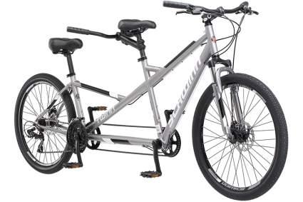 two seater bike