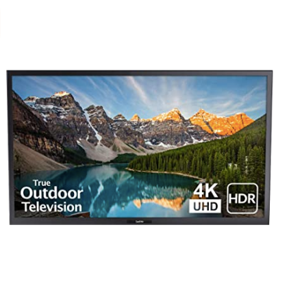 SunBriteTV 43-Inch Outdoor Television for Shade