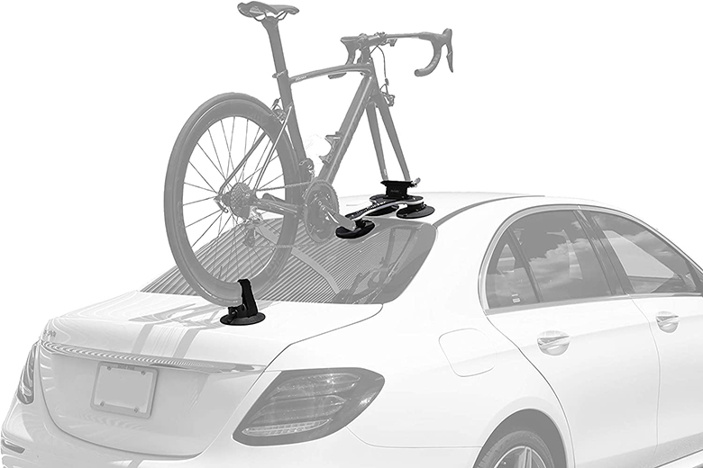 Shield Autocare /© 2BIKECAR 2 Bicycle Bike Car Cycle Carrier Rack Boot Mount/_E1721