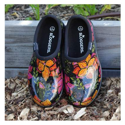 waterproof garden clogs