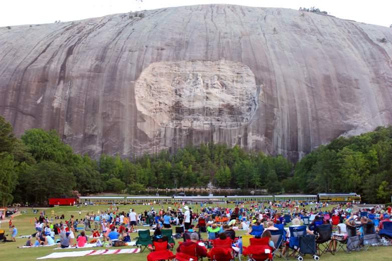 Stone Mountain 2