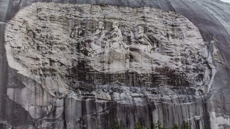 stone mountain - photo #1