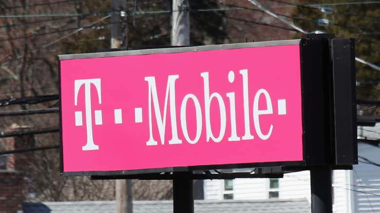 t mobile cell phones not working