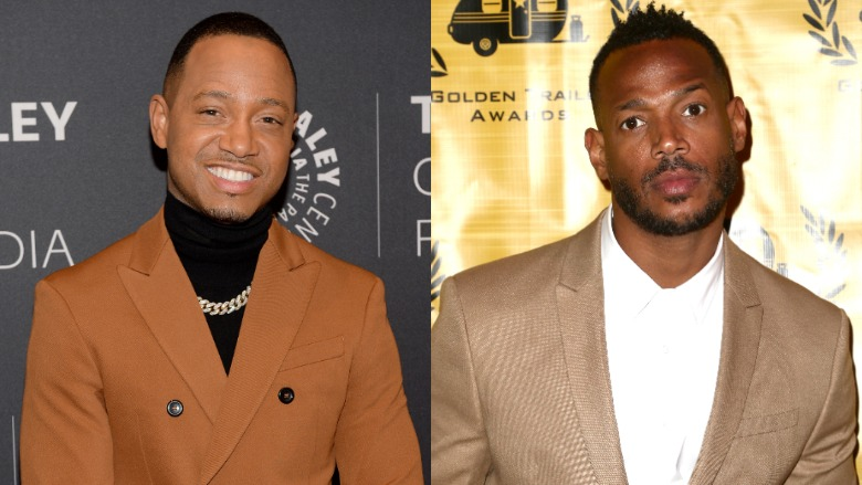 Terrence J and Marlon Wayans fight