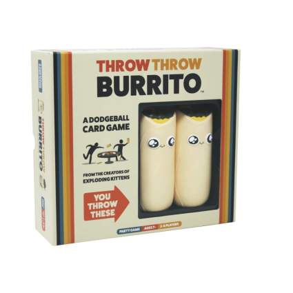Throw Throw Burrito