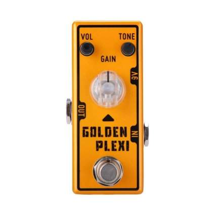 Tone City Golden Plexi Overdrive Pedal