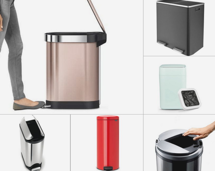 11 Best Touchless Trash Cans Compare Save 2020 Heavy Com
