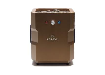 UKIAH Tailgater II Portable Fire Pit and Wireless Speaker