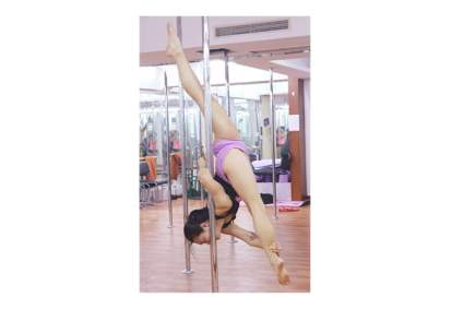 pole dancing pole
