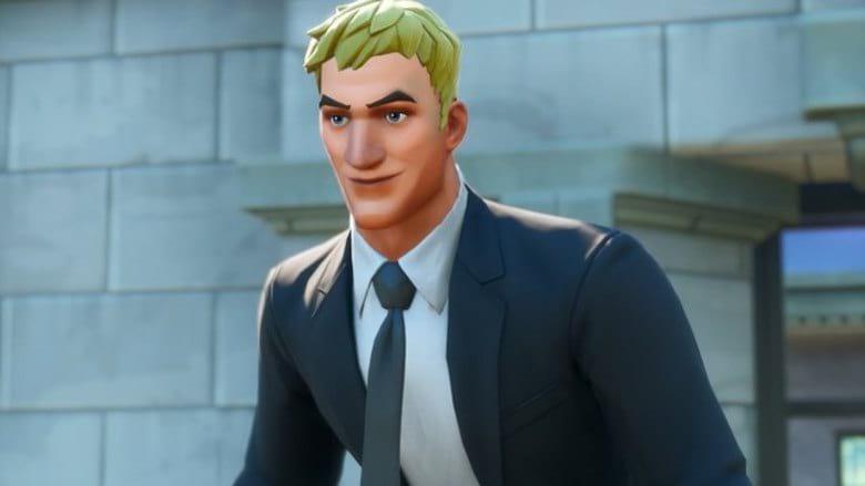 agent jonesy fortnite skin