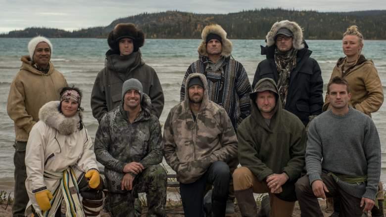 Alone Season 7 Cast