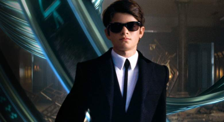 Ferdia Shaw stars as the title character in Artemis Fowl