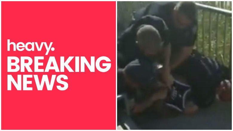 nypd chokehold unconscious queens, nypd chokehold, nypd chokehold queens