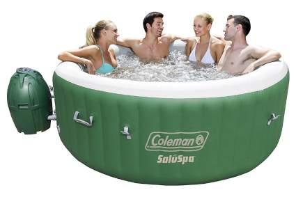 Spa avec bain à remous gonflable Coleman Saluspa