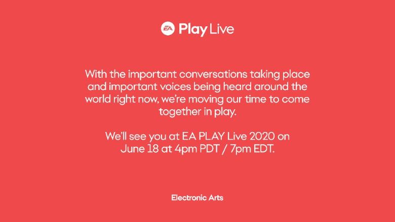 EA Play Live Delay