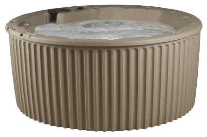Gazebo de base pour les bains chauds