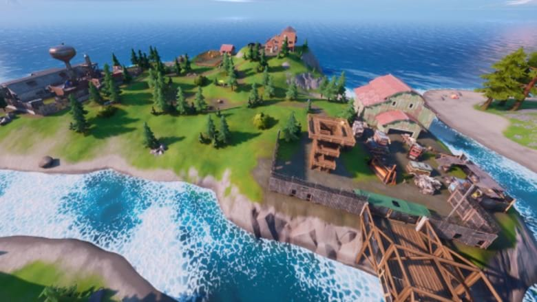 fortnite camp cod