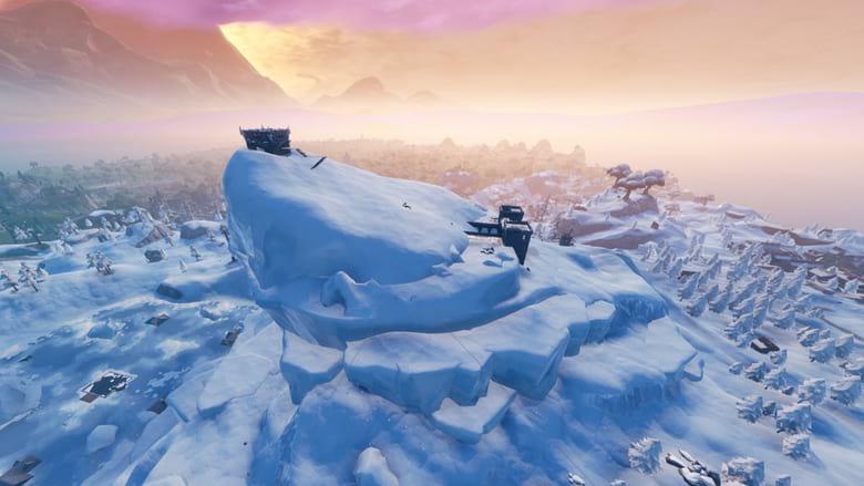 fortnite polar peak